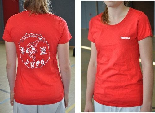 T-Shirt, Damen TV Jahn Rheine