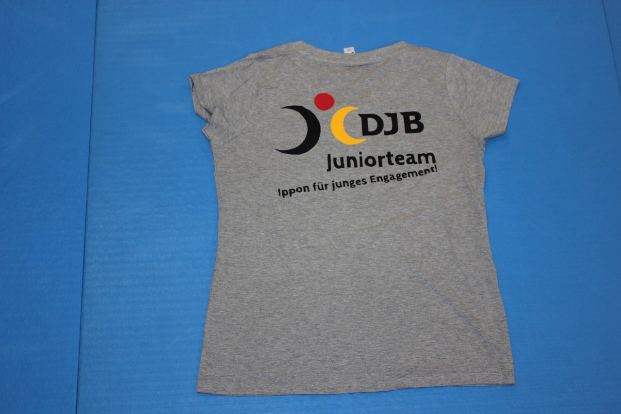 Juniorteam Frauen T-Shirt grau 8