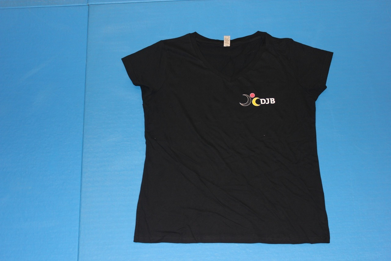 Juniorteam Frauen T-Shirt schwarz 9