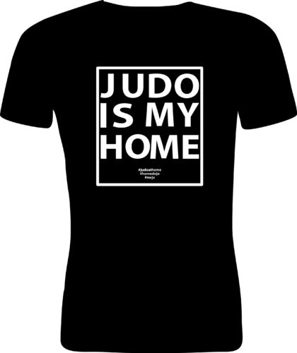 Judo is my Home T-Shirt